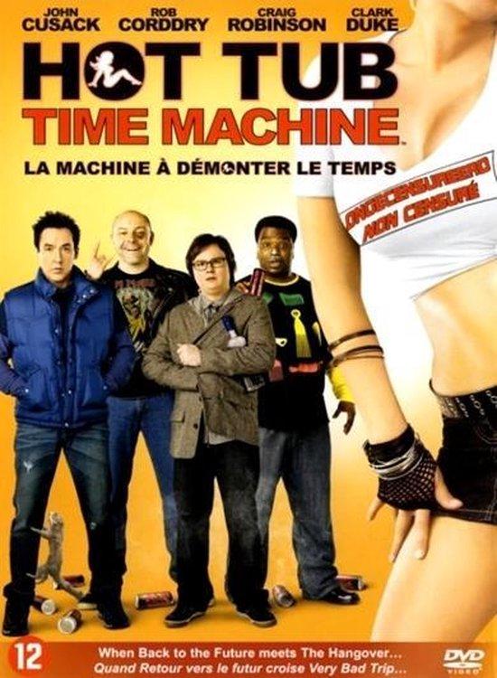 Cover van de film 'Hot Tub Time Machine'