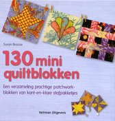 130 miniquiltblokken