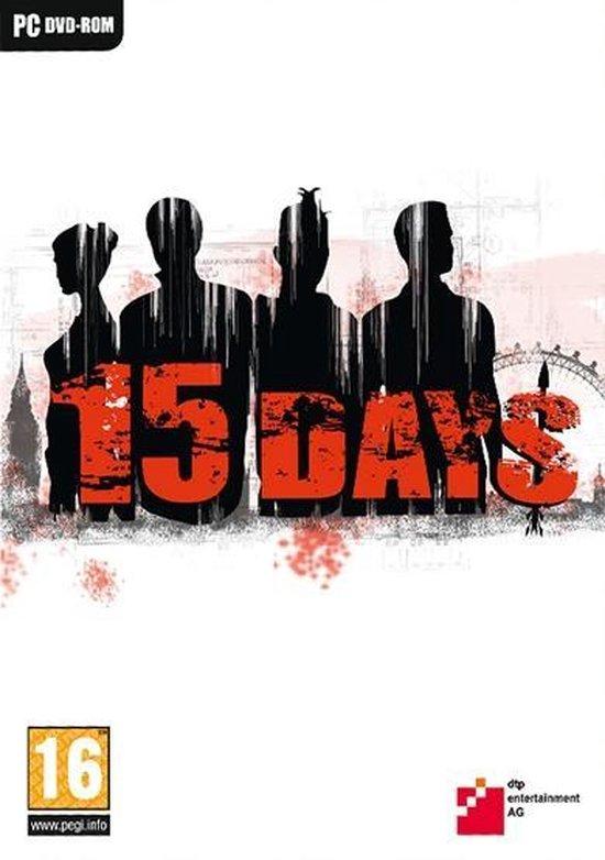 15 Days (DVD-Rom) – Windows