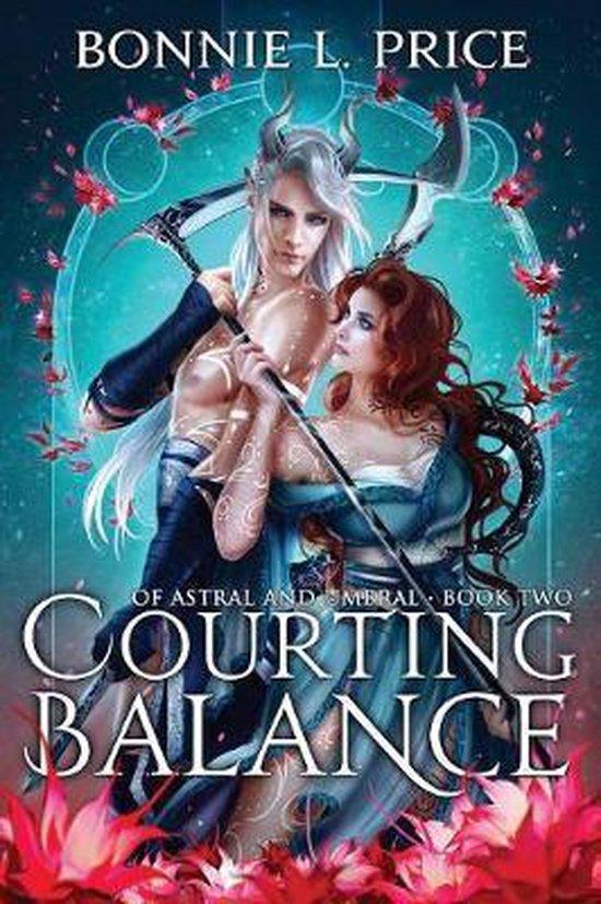 Boek cover Courting Balance van Bonnie L Price (Paperback)