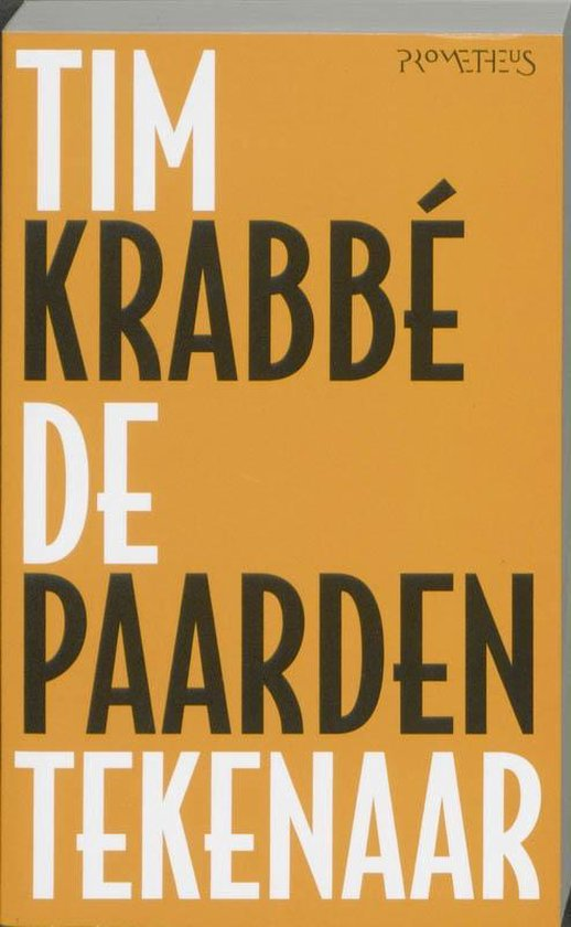 De paardentekenaar - Tim Krabbé |