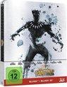 Black Panther (3D & 2D Blu-ray in Steelbook)
