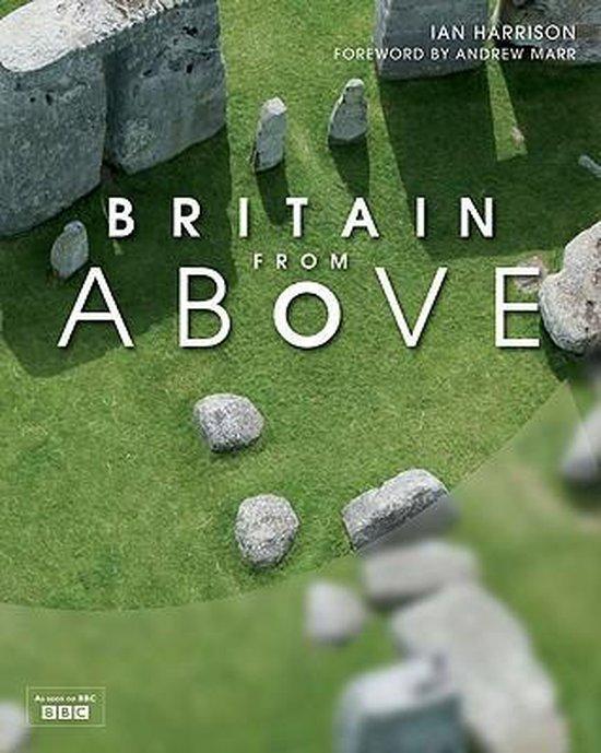 Boek cover Britain from Above van Ian Harrison (Paperback)