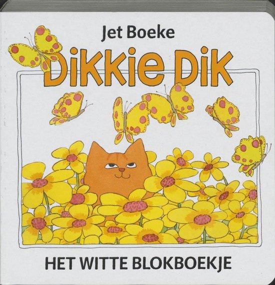 Dikkie Dik - Het witte blokboekje - Arthur van Norden pdf epub