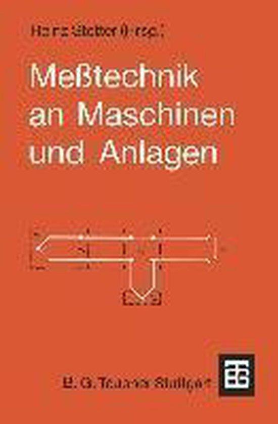 Messtechnik an Maschinen Und Anlagen