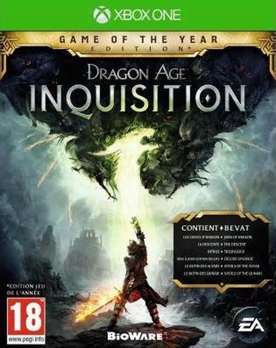 Dragon Age: Inquisition – Game of the Year Edition /Xbox One