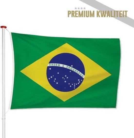 Braziliaanse Vlag Brazilië 100x150cm