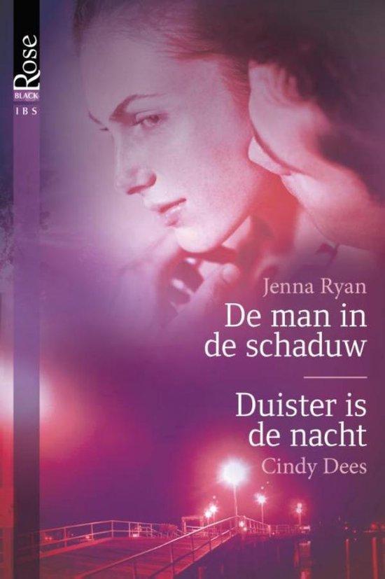 Cover van het boek 'De man in de schaduw / Duister is de nacht, 2-in-1' van Jenna Ryan