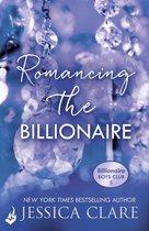 Omslag Romancing the Billionaire