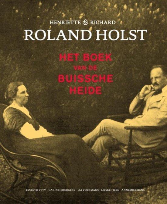 Boek cover Het boek van de buissche Heide van Elsbeth Etty (Hardcover)