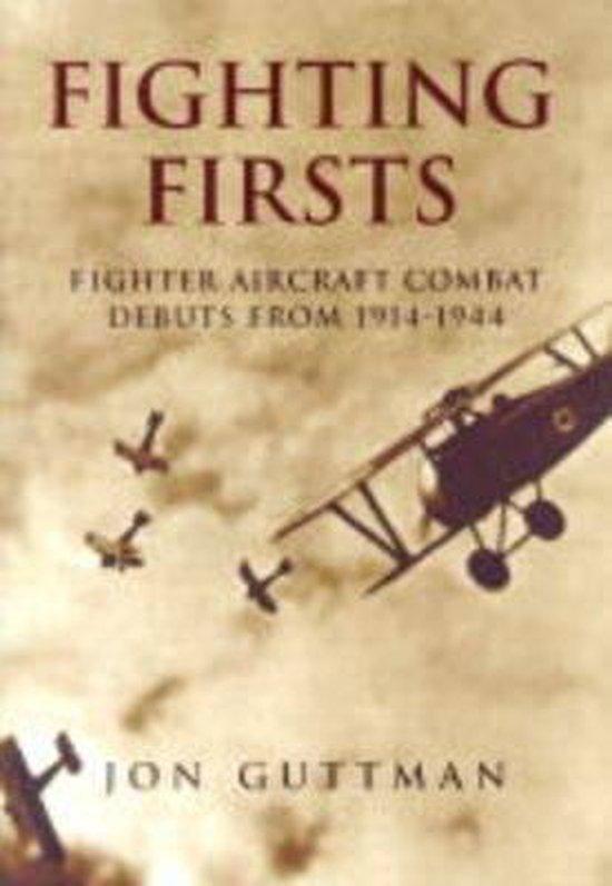 Boek cover Fighting Firsts van Jon Guttman (Hardcover)