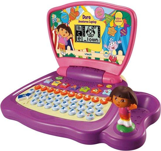 VTech Dora Avonturen Laptop