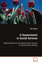 E-Government in Social Services
