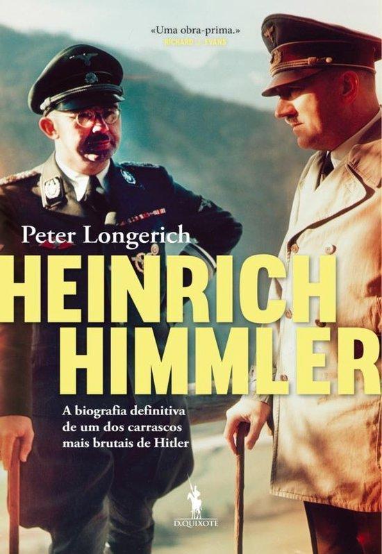 Boek cover Heinrich Himmler van Peter Longerich (Onbekend)
