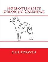 Norrbottenspets Coloring Calendar