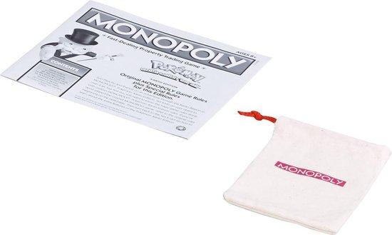 Monopoly Pokémon Kanto Edition - Bordspel