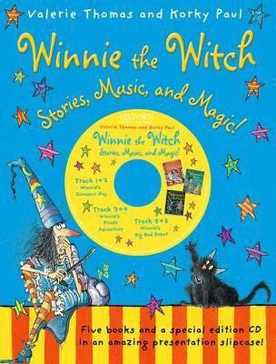 Boek 'Winnie the witch'