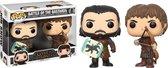 Funko Pop! Game Of Thrones 2-Pack Jon Snow And Ramsay Bolton - Verzamelfiguur