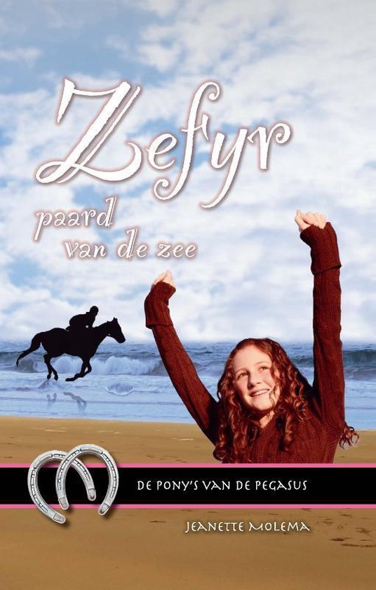 De pony's van de Pegasus 8 - Zefyr, paard van de zee - Jeanette Molema | Readingchampions.org.uk