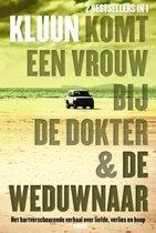 Boek cover Komt een vrouw bij de dokter & De weduwnaar van Kluun