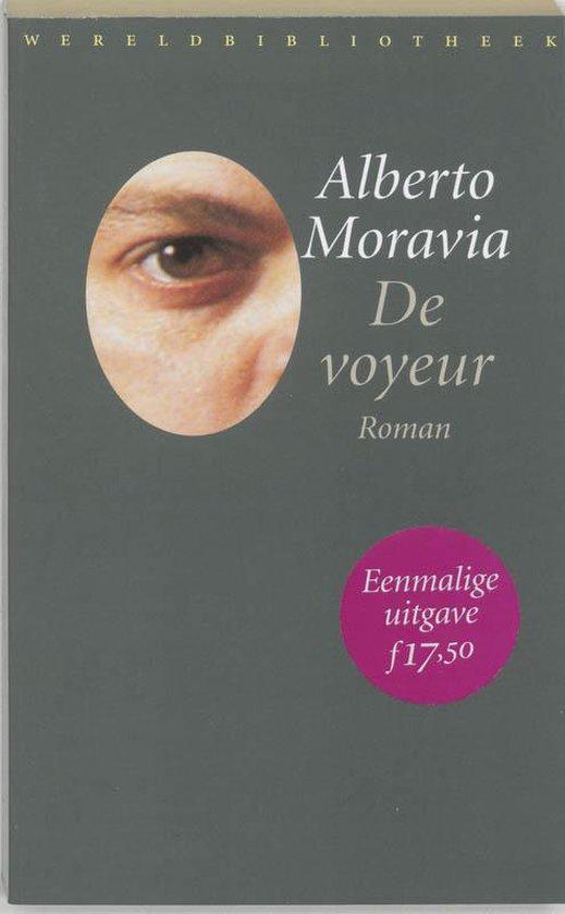 De voyeur - Alberto Moravia pdf epub