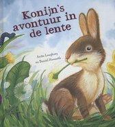 Prentenboek Konijns avontuur in de