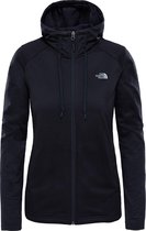 The North Face Tech Mezzaluna Hoodie  Outdoortrui Dames - Zwart - Maat L