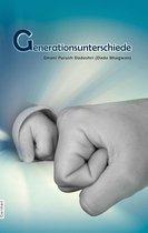 Omslag Generationsunterschiede (In German)