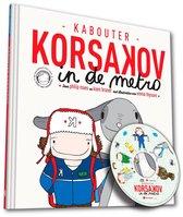 Kabouter Korsakov 2 -   Kabouter Korsakov in de metro