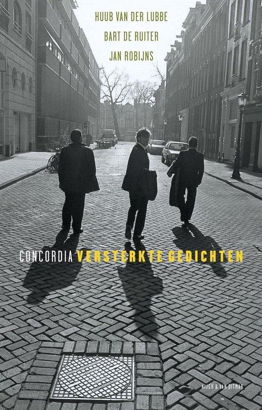 Concordia versterkte gedichten - Huub van der Lubbe |