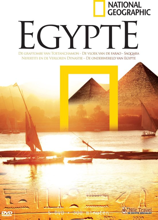National Geographic - Egypte Box