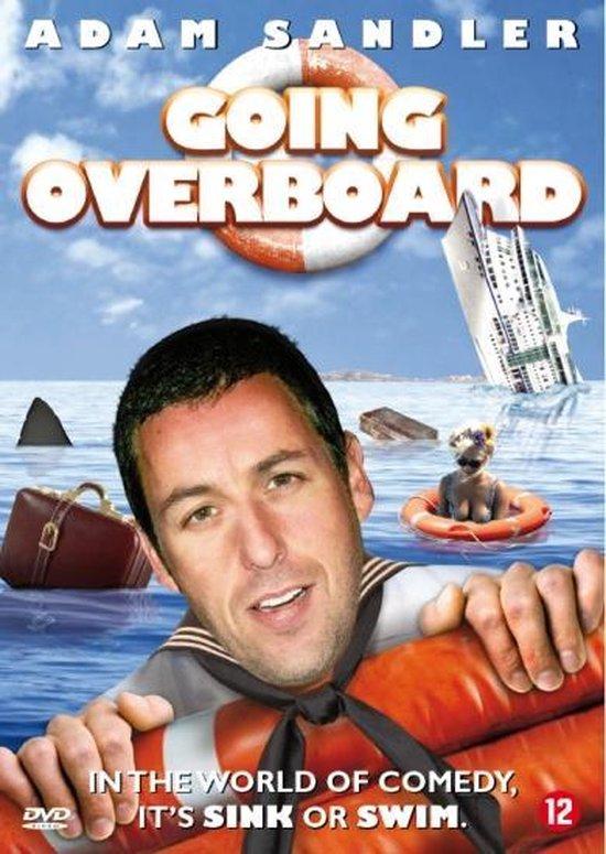Cover van de film 'Going Overboard'