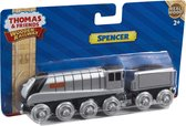 Fisher-Price - Thomas de Trein Houten Spoorbaan Spencer