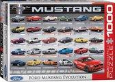 Eurographics Ford Mustang Evolution 1000pcs Legpuzzel 1000 stuk(s)