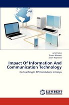 Impact of Information and Communication Technology