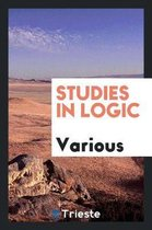 Studies in Logic