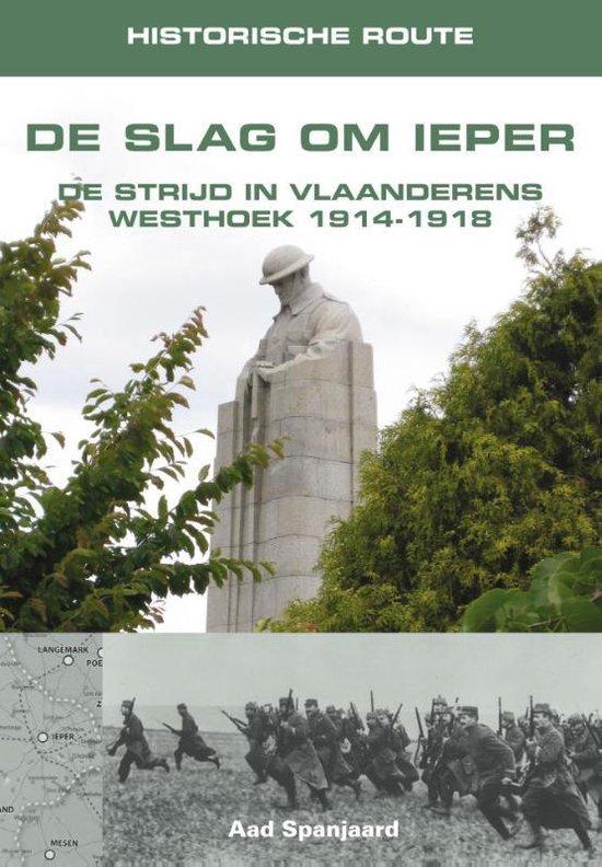 Afbeelding van Historische route De Slag om Ieper