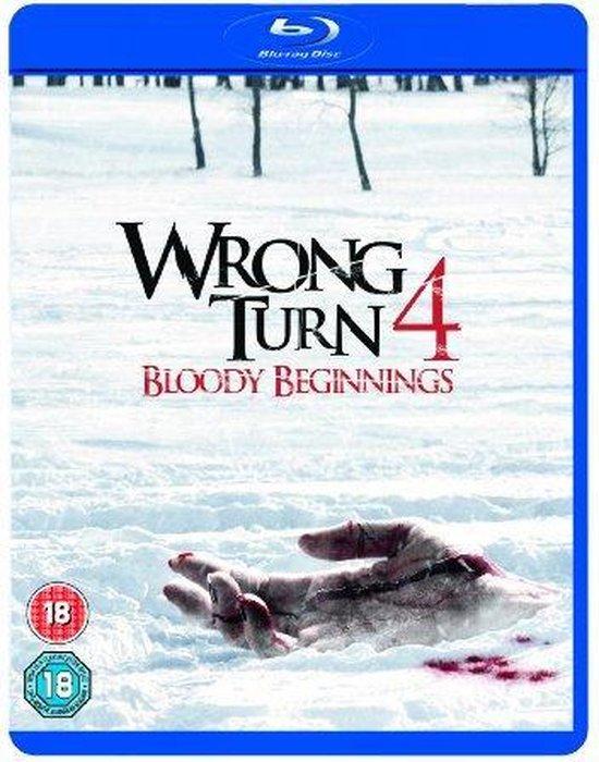 Cover van de film 'Wrong Turn 4'