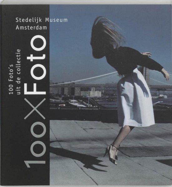 Cover van het boek '100xfoto'
