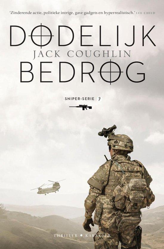 Sniper-serie 7 - Dodelijk bedrog - Jack Coughlin |