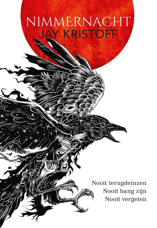 Nimmernacht - Jay Kristoff |