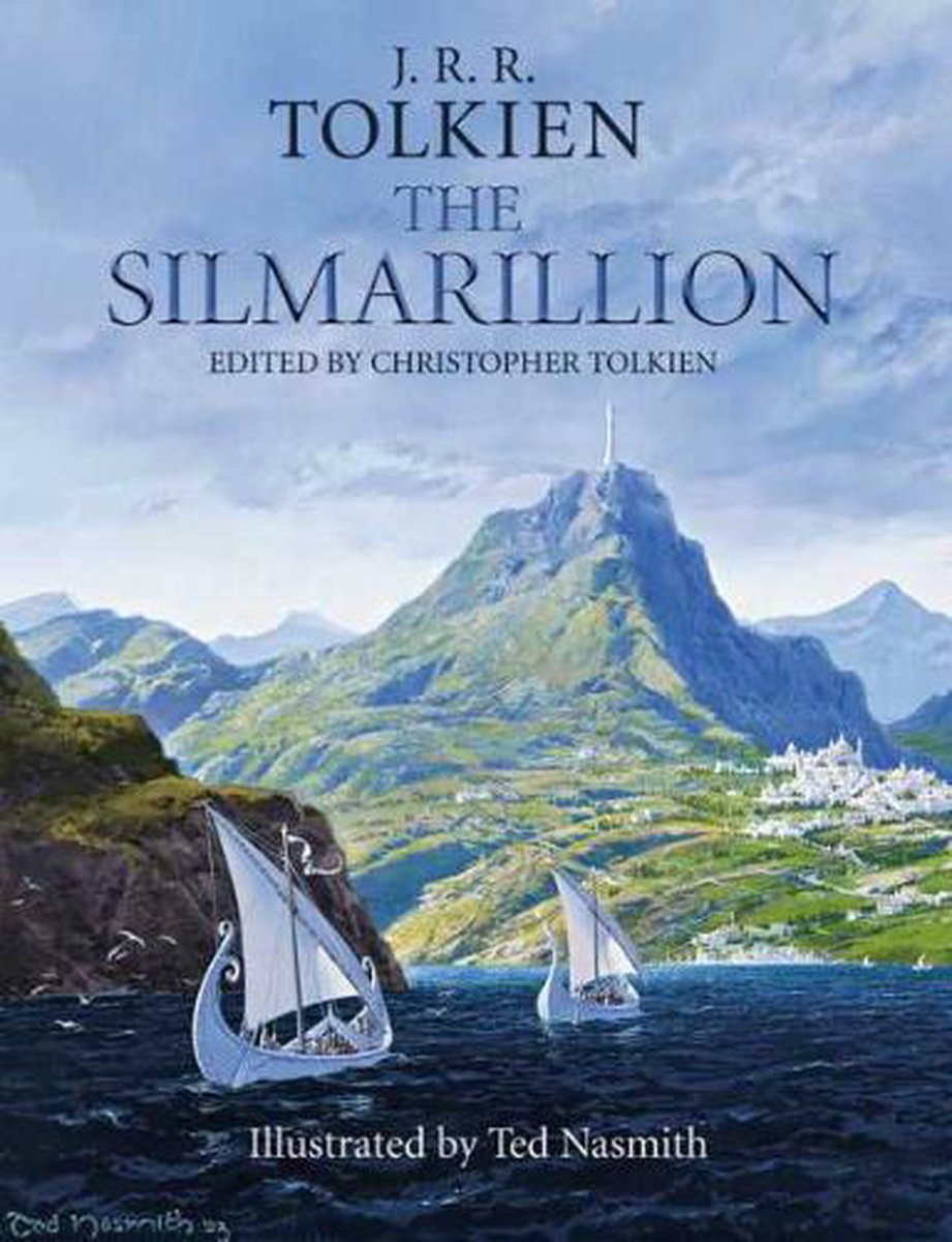 The Silmarillion - j. r. r. tolkien