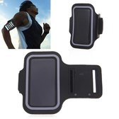 Sportarmband iPhone 6 - 4.7 inch hardloop sport armband - Zwart