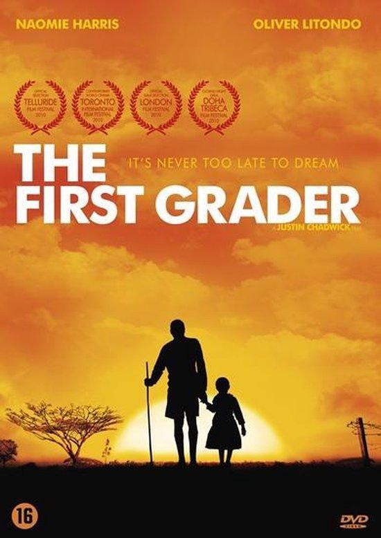 Cover van de film 'The First Grader'