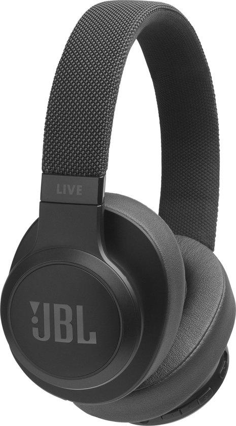 JBL Live 500BT Zwart - Over-ear bluetooth koptelefoon