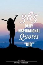 365 Daily Inspirational Quotes Diq