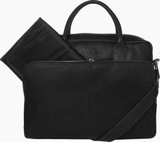 Product: MOZZ Luiertas Simply Small - Zwart, van het merk Mozz Bags