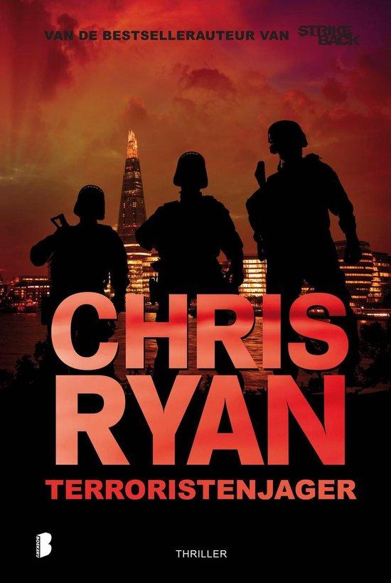 Terroristenjager - Chris Ryan  