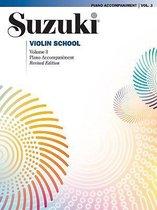 Suzuki Violin School 3 - Piano Acc. (Revised)