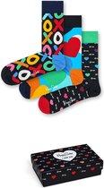 Happy Socks I Love You Giftbox - Maat 41-46